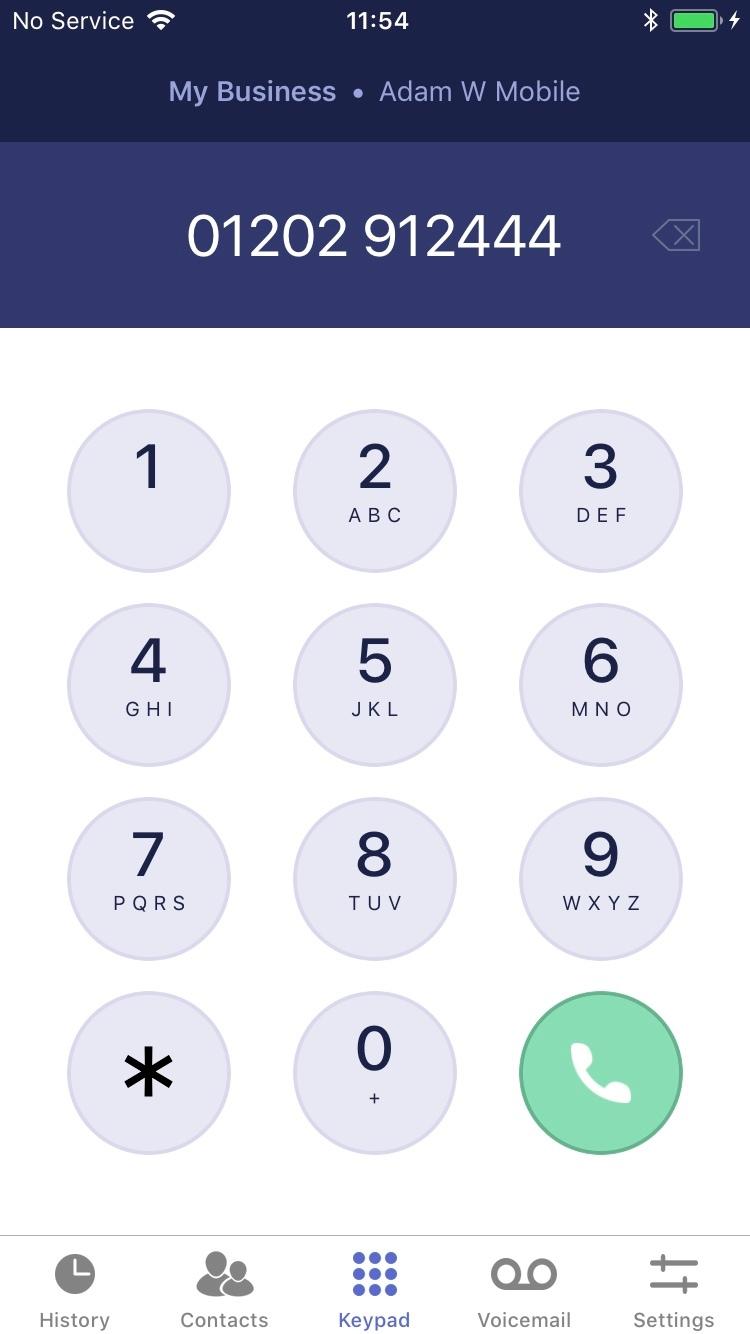 Dial 9 Phone - dialler